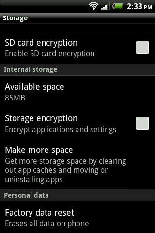 SD 加密