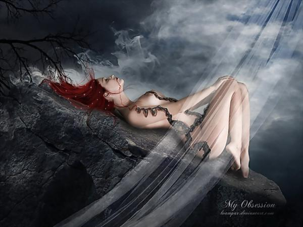 Curtain Of The Moon, Moon Magic