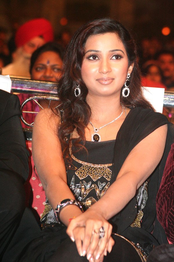 Shreya Ghoshal:actress0