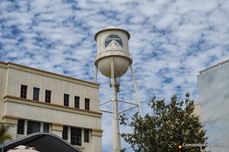 Paramount Studios, Hollywood