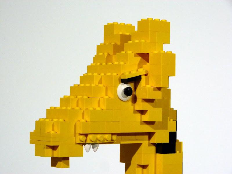 Taipei. Songshan Cultural and Creative Park. Nathan Sawaya. LEGO - P1230019.JPG