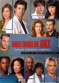 Anatomía de Grey Temporada 3 Online