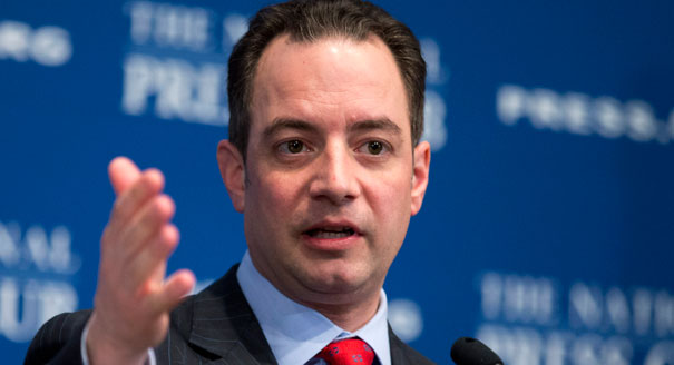 GOP chair Priebus: Ryan and Trump agree on 80 percent