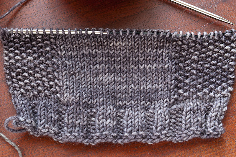 Medieval in Primo Worsted from The Plucky Knitter