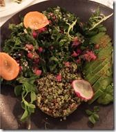 Thoumieux kale salad