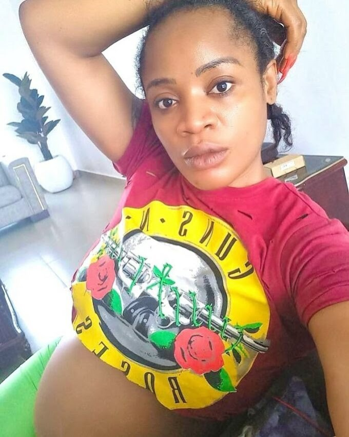 Who marriage help? - Actress, Uche Ogbodo says as she advices unmarried women above 30 to have their kids rather than abort (video)