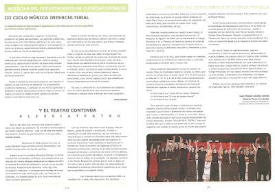Benazahar (AMPA Maravillas) nº 75 Febrero 2009
