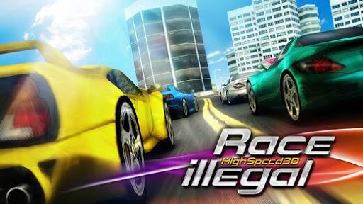 Race Illegal: High Speed 3D APK DATA