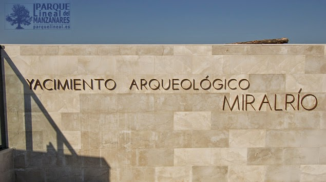 Centro de interpretación de Miralrío. Rivas-Vaciamadrid.