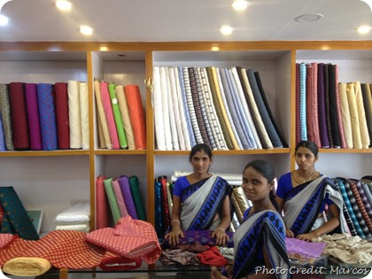 Silk Emporium at Hampi