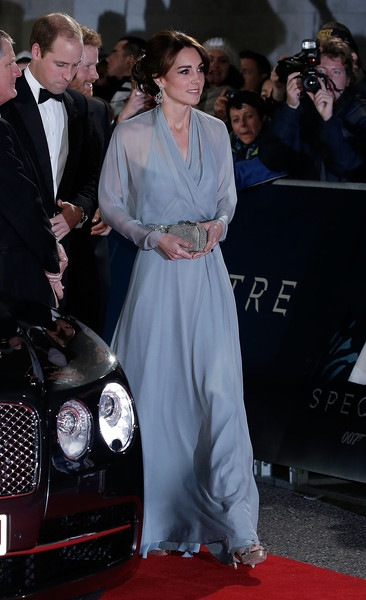 Kate Middleton Royal Film Performance Spectre (1)