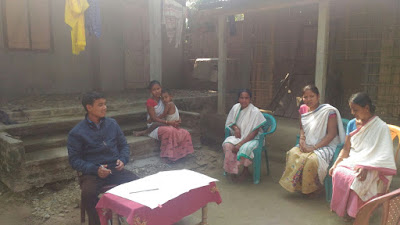 Follow up at Sakiapara, Udalguri