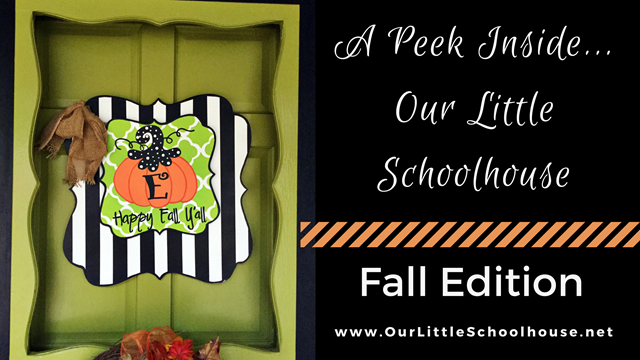 2018 - 10.03.2018 - Around Our Little Schoolhouse - Fall Edition - Thumbnail