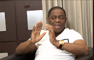 God'll  judge, those who rode insurgents' back to power – Fani-Kayode