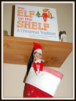 POD: Elf on the Shelf