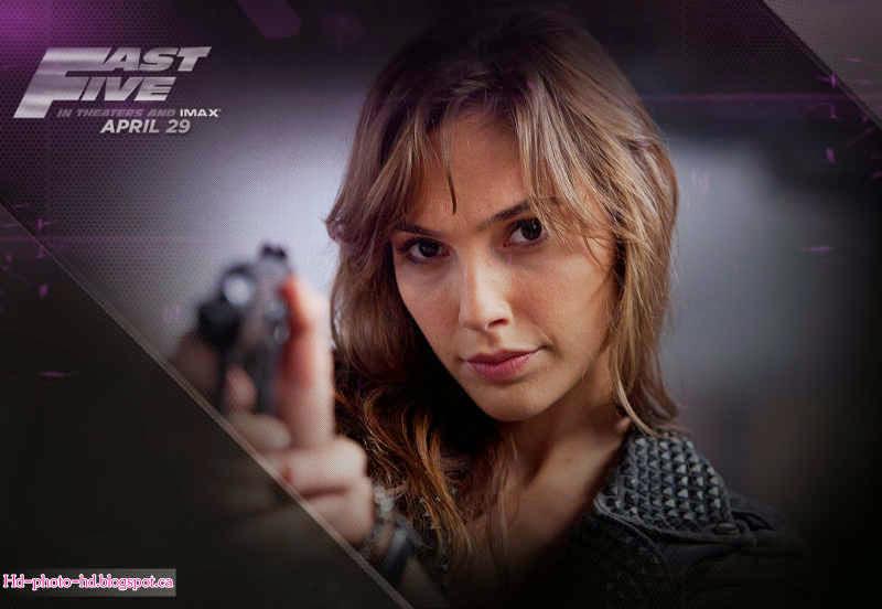 Fast & Furious 5 - Gal Gadot