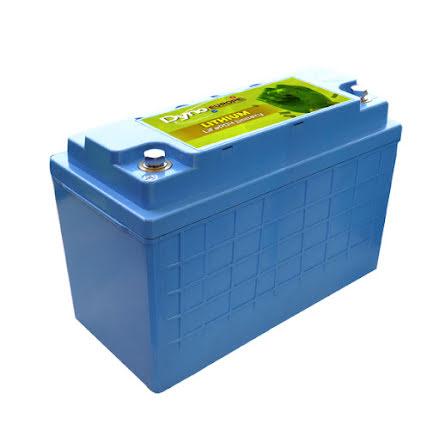 Lithium-Ion batteri(LiFePO4) 25,6V/50Ah