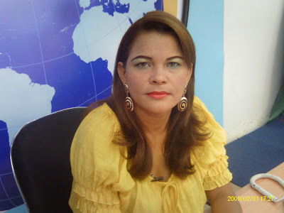 Periodista Leaquina Rodríguez denuncia al Fiscal Titular de Valverde y lo culpa de lo que pueda sucederle