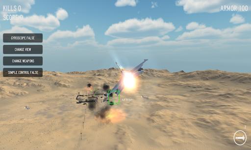 Sky Battle Jets