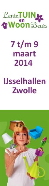 TUIN en Woon Beurs Zwolle