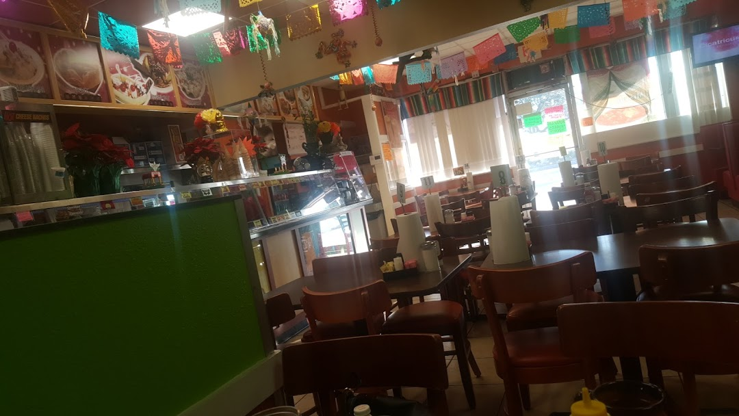 Paleteria Y Taqueria La Potosina Mexican Restaurant In Pasadena
