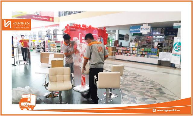 Chở hàng quảng cáo Phú Nhuận