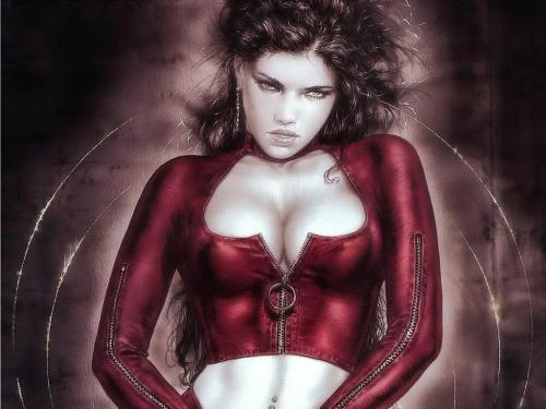 Demoness Of Blood, Demonesses