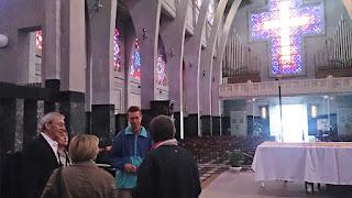 Visite de notre église Saint-Jean-Baptiste à Bruxelles Molenbeek-Saint-Jean mardi 28 juillet 2015 (9)