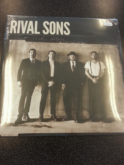 Rival Sons - Great Western Valkyrie LP