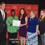 Scholarship Awards Ceremony Fall 2014 - Jakeli%2BThornton.jpg