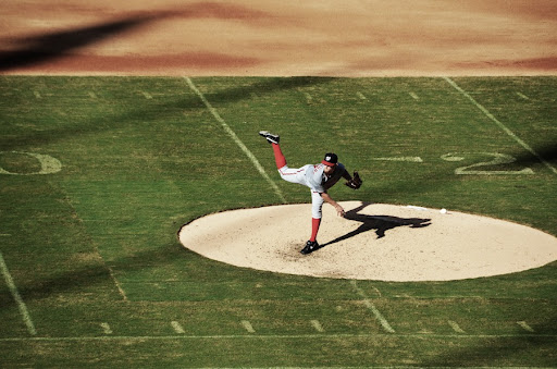 Stephen Strasburg by Robby Campbell
