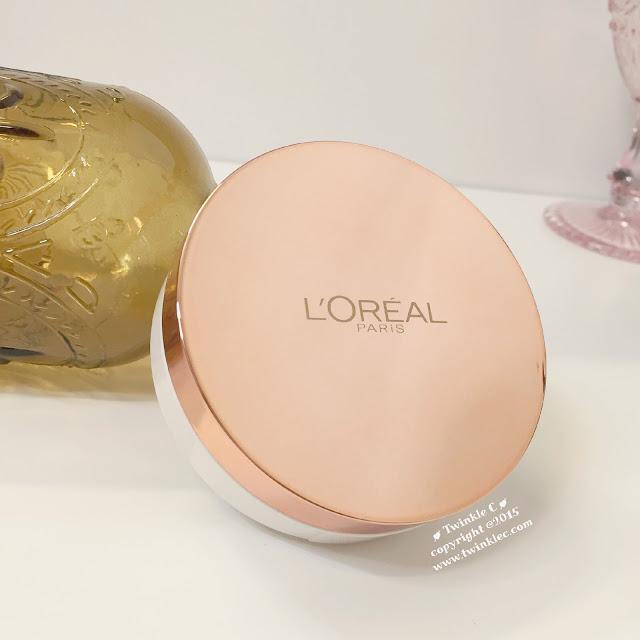 [Makeup] L'ORÉAL PARiS 光透水潤氣墊 - 以『光』取勝