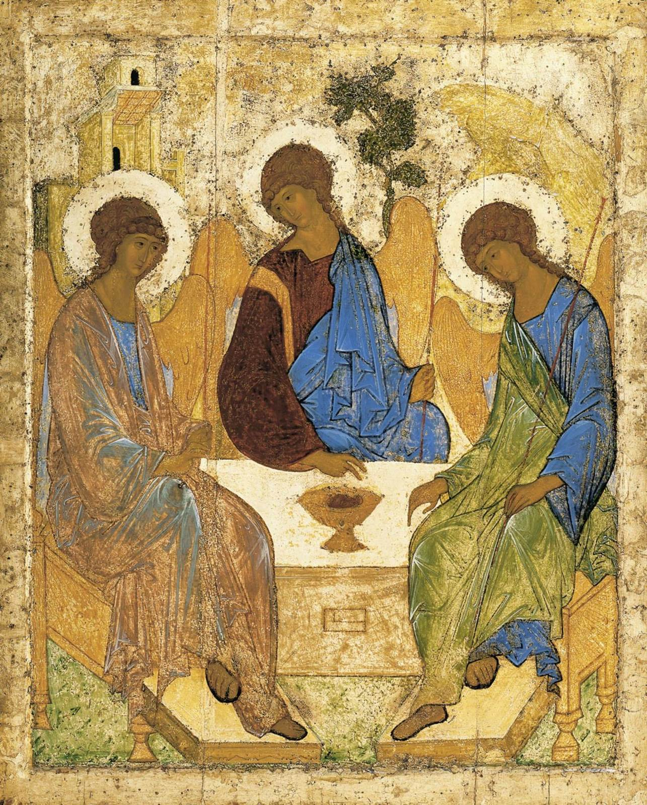 Nhân danh Chúa Cha, Chúa Con và Chúa Thánh Thần