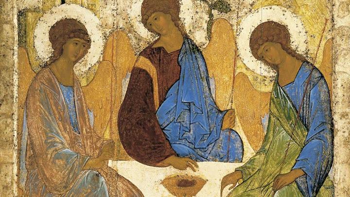 Nhân danh Chúa Cha, Chúa Con và Chúa Thánh Thần (30.5.2021 – Chúa Nhật - Lễ Chúa Ba Ngôi)