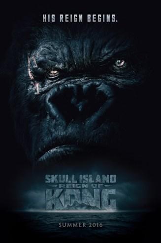 Kong: Skull Island - King Kong 2 Đảo sọ người