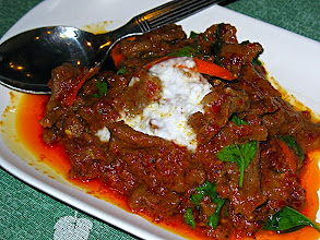 Photo: panaeng beef curry (panaeng neua)