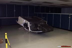 McLaren F1 spare Spaceframe