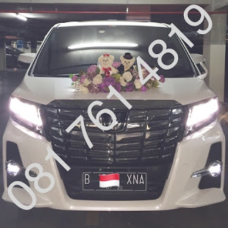 sewa mobil mewah di Jakarta