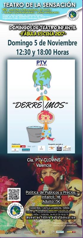 INFANTIL DERETIMOS-PTV CLOWN