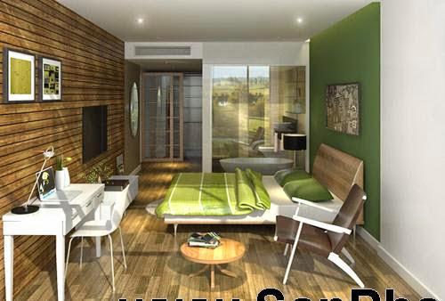 Bài trí nội thất cho chung cư 172 m2-7