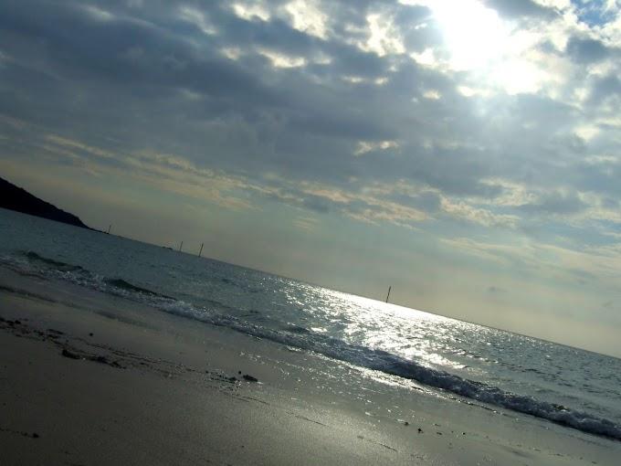 347 #海 #夏 #風景 #夕暮れ