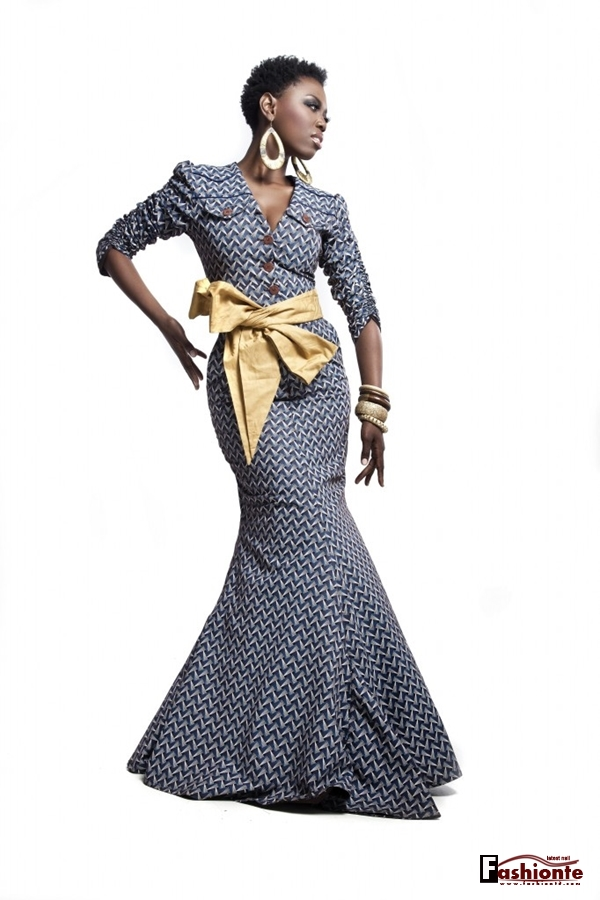 Latest Traditional Tswana Dresses