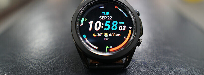 Samsung's Galaxy Watch 4 smartwatch may dispatch sooner than anticipated