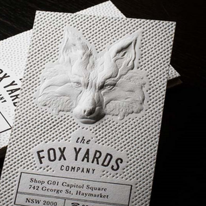 15 ejemplos de diseños de tarjetas de presentación