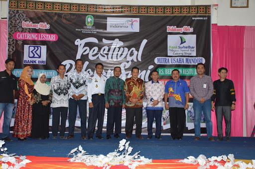 Plt Bupati Buka Festival Pelajar Seni Tingkat SD