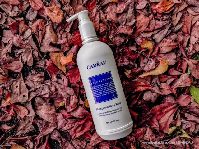 bella idura, beauty blogger, cara lebatkan rambut, tips lebatkan rambut, shampoo lebatkan rambut