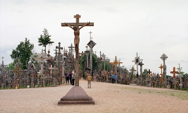 5. Hill of Crosses - 1. Near Siauliai