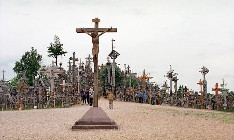 5. Hill of Crosses - 1. Near Siauliai