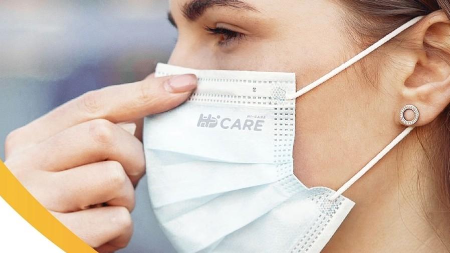บริษัท ปภาวิน จำกัด เจ้าของแบรนด์ Hi-jet เปิดตัวแบรนด์น้องใหม่  เข้าตลาด Hi-Care หน้ากากอนามัย มาตรฐานทางการแพทย์ เกรดพรีเมี่ยม  รองรับ PM 2.5 เชื้อแบคทีเรีย และเชื้อไวรัส