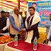 चकाई : सांसद चिराग ने की व्यवसायियों के साथ बैठक, मंदिर में माथा टेका